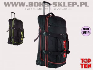 81cm - Torba i plecak TOP TEN Travel Deluxe - JUMBO 2014