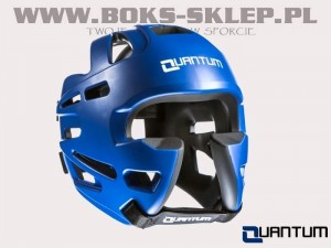 Kask sparingowy - QUANTUM Extreme Protection Blue