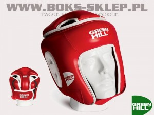 Kask turniejowy Green Hill WIN HGW-9033 - red