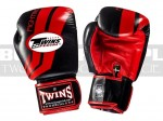 Rękawice bokserskie TWINS Fighting Spirit FBGV-43 - Black-Red
