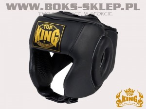 Kask bokserski - TOP KING Open Chin Competition