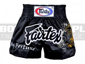 Muay-Thai - Spodenki tajskie Fairtex My Fortune BS0639