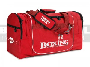 Torba sportowa Green Hill BOXING SB-6478 - Red