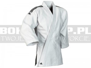 500gsm - Judoga treningowa Adidas TRAINING White-Black