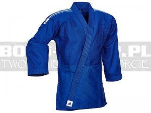 350gsm - Judoga juniorska Adidas CLUB Blue