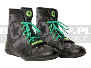 Buty bokserskie TOP TEN Black Star - BBA-TT6
