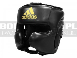 Kask bokserski Adidas SPEED Super Training - ADISBHG042