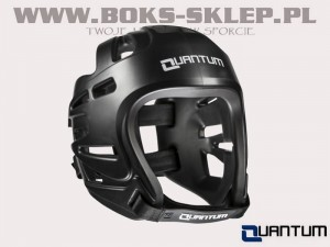 Kask turniejowy - QUANTUM Revolution Black