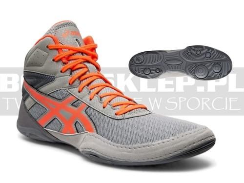 Wrestling Shoes ASICS MatFlex 4 - blue (1)