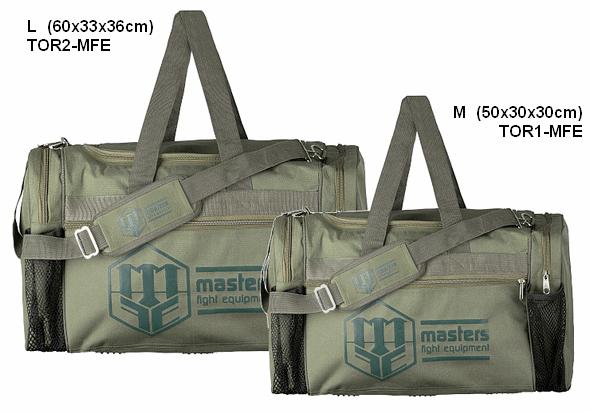 Torba sportowa Masters TOR1-MFE oraz TOR2-MFE w kolorze khaki