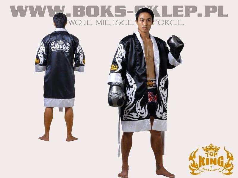 Muay-Thai Robe TOP KING TKFTR-02 - satin 23e0c18a1