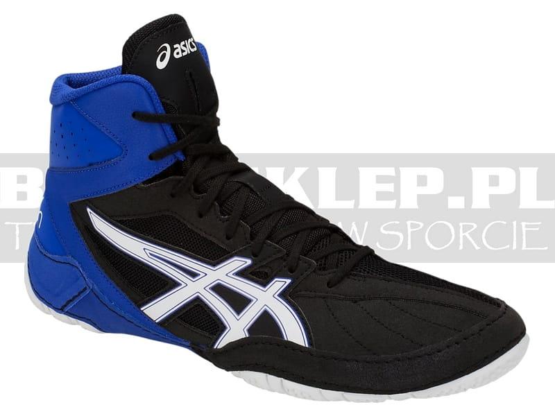 Wrestling Shoes ASICS MatFlex 4 - blue (1) (1) (1) (1)