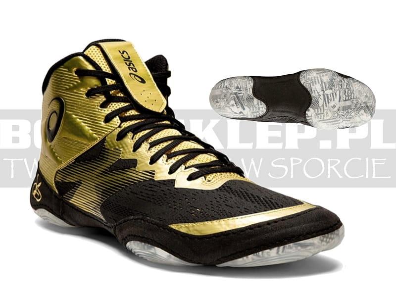 Wrestling Shoes ASICS JB Elite Jordan